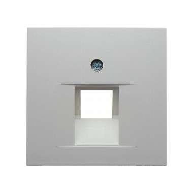 berker 14071909 s 1 polarweiss matt uae isdn abdeckung. Black Bedroom Furniture Sets. Home Design Ideas