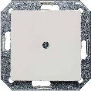 siemens 5tg2558 delta i system blindabdeckung titanweiss schalter steckdosenshop organiska. Black Bedroom Furniture Sets. Home Design Ideas