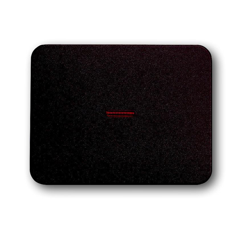 busch jaeger alpha nea 1789 26 mahagonybraun wippe kontroll schalter steckdosenshop. Black Bedroom Furniture Sets. Home Design Ideas
