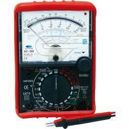 Alcron Analog-Multimeter AC-360