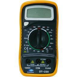 Alcron Digital-Multimeter DT-230