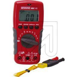 Benning Digital-Multimeter MM1-3