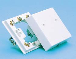 herdanschlussdose unterputz oder aufputz mit krallen und 5 poligen einzelklemmen schalter. Black Bedroom Furniture Sets. Home Design Ideas