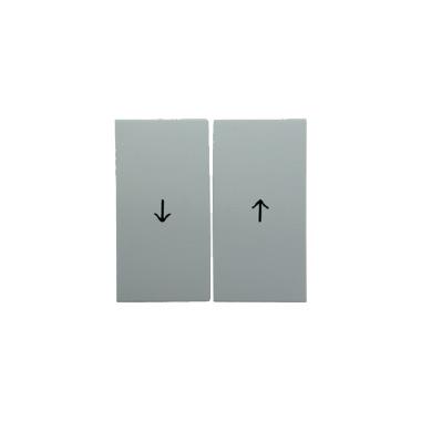 berker 16258989 s 1 polarweiss gl nzend wippe jalousie schalter steckdosenshop organiska. Black Bedroom Furniture Sets. Home Design Ideas