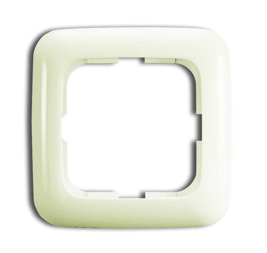 busch j ger duro 2000 si 2511 212 1 fach rahmen. Black Bedroom Furniture Sets. Home Design Ideas